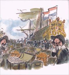 Voc Exploration, Holland, Dutch, Explore, School, Painting, Art, Shadows, The Nederlands