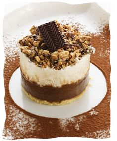 Spiced Mocha Mousse with Viennese Crunch - Kosher Recipes & Cooking Kosher Desserts, Kosher Recipes, Cooking Recipes, Kosher Food, Delicious Deserts, Jewish Recipes, Graham Cracker Crumbs, Eating Raw, Easy Cake Recipes