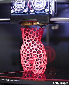 How 3D printers work