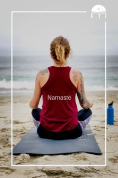 Yoga for beginners & advanced on the Red Sea. Yoga should be felt, felt, perceived and above all All Inclusive Urlaub, Hatha Yoga, Namaste, Red Sea, Yoga For Beginners, Retreat, Tank Man, Mens Tops, Relax