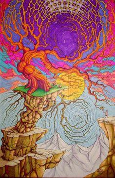 pychadelic art | Psychedelic art | Psychodelic Rock
