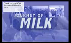 Learn about the journey of milk from farm to table. Also check out the virtual farm trip and farm ideas.
