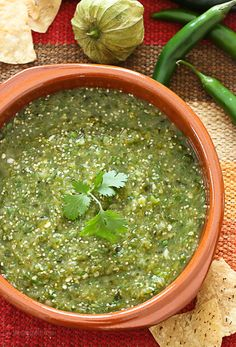 You'll never buy jarred salsa verde again once you try this awesome homemade version!
