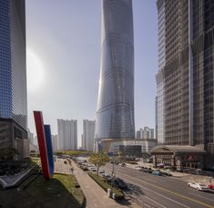 Shanghai Tower,© Gensler/Shen Zhonghai