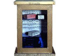 joseph cornell, 2007, ジョゼフ・コーネルの七つの箱 DIC川村記念美術館