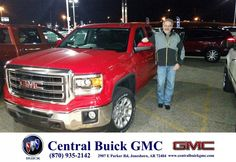 We decided we wanted the crew cab Sierra instead of the double cab. We came back to see Billy Edgar and we were able to get an amazing deal again. Thank you again Billy Edgar and Central Buick GMC. We will be back to see Billy as soon as we decide to purchase again. We will also send everyone we know to him. - John or Lisa Carter, Friday, January 02, 2015 http://www.centralbuickgmc.com/?utm_source=Flickr&utm_medium=DMaxx_Photo&utm_campaign=DeliveryMaxx