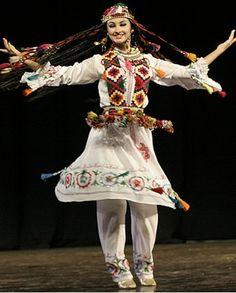 dance in uzbekistan