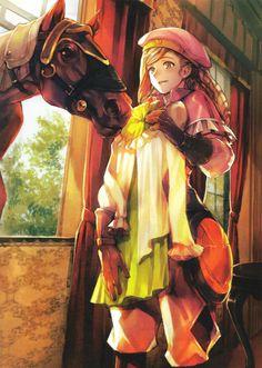 Fire Emblem: If/Fates - Forrest Fire Emblem Awakening, Fire Emblem Fates, Blue Lion, Fantasy Characters, Anime Art, Fan Art, Illustration, Artist, Artwork