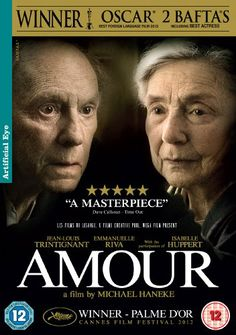 Amour [DVD]: Amazon.co.uk: Jean-Louis Trintignant, Emmanuelle Riva, Isabelle Huppert, William Shimell, Michael Haneke: Film & TV