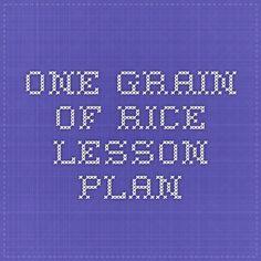 one grain of rice book pdf
