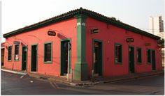 Cuiabá, Mato Grosso, Brasil - casario histórico