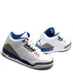 """Air Jordan 3 Retro - """"True Blue"""""""