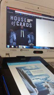Páginas Colaterales: House of cards. Michael Dobbs