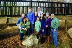 By Cynthia Viola Photography | large family portraits | raleigh, nc