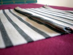 Tutorial para a costura francesa (French seam tutorial)