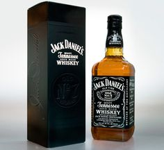 Redesigned Jack Daniel's bottle with facets strengthened shelf presence at retail and on-premise.