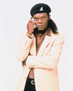 Samuel L. Jackson in Jackie Brown Poster Jackie Brown, My Generation, Iconic Movies, Movie Costumes, Quentin Tarantino, Cinema, Jackie Jackson, My Favorite Things, Poster