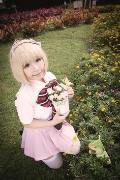 Moriyama Shiemi | Ao no Exorcist #cosplay #anime #manga