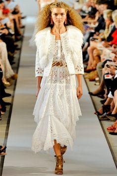 oscar de la renta5 Oscar de la Renta Spring 2012 | New York Fashion Week