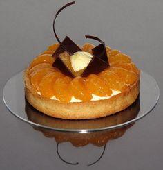 Tarta de limón y mandarina Lemon tangerine cake