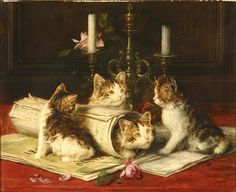 Louis Eugene Lambert (Francia, 1825-1900).
