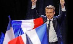 Imam Masjid Paris Ajak 5 Juta Muslim Prancis Pilih Macron