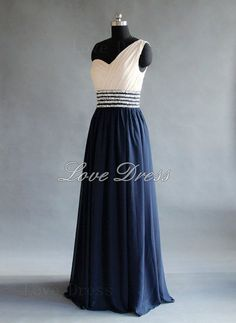 sweetheart one shoulder cute Floor-Length prom dress/homecoming dress/evening dress/formal dress