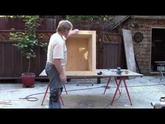 DIY Japanese Soaking Tub Made From Recycled Lumber! - YouTube