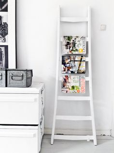 10x Wooden ladders for your home (via Bloglovin.com )