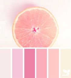 Fresh Hues ~ design seeds Visual Merchandiser, styling and still life designs Color Schemes Colour Palettes, Colour Pallette, Color Palate, Color Combos, Pink Palette, Summer Color Palettes, Pastel Colour Palette, Room Color Schemes, Best Color Combinations