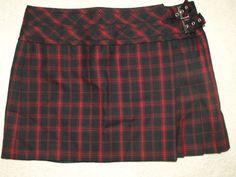 Karen Millen Tartan Skirt