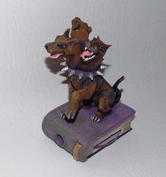 Harry Potter Fluffy 3 Headed Dog Storyteller Warner Bros Studio Figurine New in Harry Potter | eBay