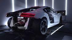Audi R8 V10 Plus Evolution on the Outside, Revolution on the Inside on Vimeo