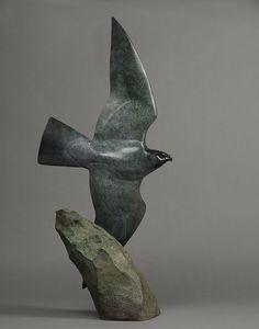 ART - Nick Bibby - peregrine falcon