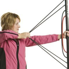 Bow Trainer... Good for strengthening the shoulders and increasing your draw weight.