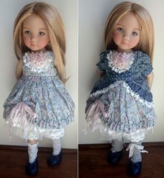 Outfit for dolls Little Darling by Dianna Effner in Dolls & Bears, Dolls…