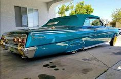 Classic Car News Pics And Videos From Around The World 1962 Chevy Impala, Chevrolet Chevelle, 64 Impala Lowrider, Chicano, Lowrider Model Cars, Convertible, Trick Riding, Best Car Insurance, Dodge Charger