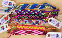 The Pulsera Project is a non-profit organization that educates, empowers and connects Central American artists with students in more than U. High School Classroom, Classroom Games, Classroom Organization, Hispanic Heritage Month, Honor Society, American Artists, Hand Weaving, Macrame Bracelets, Friendship Bracelets