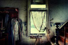 Untouched memories. Photo Sven Fennema