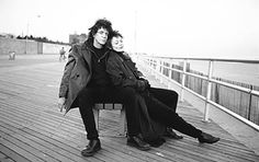 Lou Reed & Laurie Anderson ::: Annie Liebovitz
