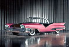 1956 Ford 'Mystere' concept car