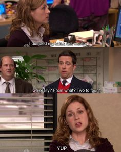 View Our Collection of the Top Funny TV Show Meme Pics of 2020 Best Of The Office, The Office Show, Office Tv, Best Tv Shows, Best Shows Ever, Favorite Tv Shows, Michael Scott, Stupid Funny Memes, Hilarious