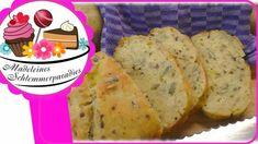 Kartoffelbrot zubereiten - Rezept von Madeleines Schlemmerparadies Pavlova, Banana Bread, Desserts, Food, Youtube, Madeleine, Whole Wheat Flour, Oven, Dessert Ideas