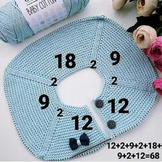 Best 12 💕💕 👏💖💐👼 İpim la mia baby cotton için 12 2 9 2 18 2 9 2 20 s Crochet Vest Pattern, Baby Knitting Patterns, Baby Patterns, Crochet Patterns, Diy Crafts Knitting, Diy Crafts Crochet, Baby Girl Crochet, Crochet Baby Booties, Knitting For Beginners