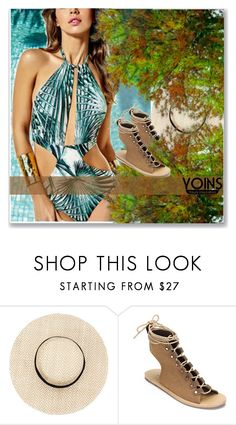 """""""Yoins #20"""" by smajicelma ❤ liked on Polyvore featuring yoins, yoinscollection and loveyoins"""