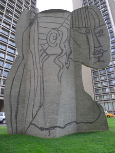 Pablo Picasso, Inspirational Artwork, Greenwich Village, Ponytail, New York City, Sculptures, David, Nyc, Lady