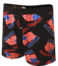 American Colors American Flag Boxer Shorts
