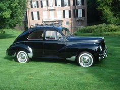 Peugeot 203 C - 1956