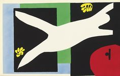 Henri Matisse Jazz illustration inspiration.  #Matisse #inspiration #illustration