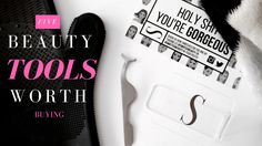 5 Beauty Tools worth Buying| South African Beauty Blogger #BeautyTools #BeautyGadgets
